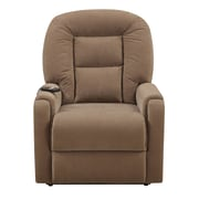 Right2Home Polyester Lift Chair Raider Mocha (DS-A314-016-353)