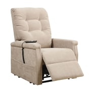 Right2Home Polyester Lift Chair Piedra (DS-1667-016-050)