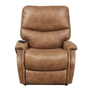 Right2Home Faux Leather Dual Motor Lift Chair Badlands Saddle (DS-A283-016-042)