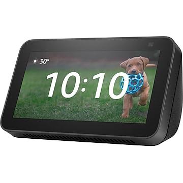 Amazon Echo Show 5 (2nd Gen) Smart Display with Alexa, Charcoal (53-026130)