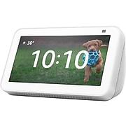 Amazon Echo Show 5 (2nd Gen) Smart Display with Alexa, Glacier White (53-026131)