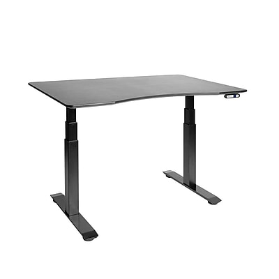 Seville Classics AIRLIFT® S3 Electric Standing Desk 54