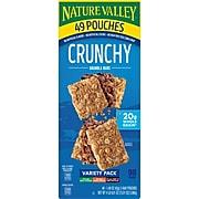 Nature Valley Bars, Variety, 1.5 oz., 49 Packs/Box (44136)