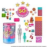 Mattel Barbie Color Reveal Plastic Slumber Party Fun Set, Multicolor (GRK14)