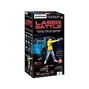 ArmoGear Laser Battle Guns & Vests, Blue/Red/Orange/Green, 4/Pack