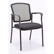 Mammoth Office Products Mesh Back Guest Chair Black (M7000)