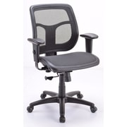 Mammoth Office Products Mesh Multifunctional Chair Black (M3900)