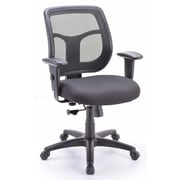 Mammoth Office Products Mesh Back Multifunction Chair Black (M4900)