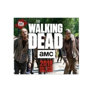 "2018 Sellers Publishing, Inc. 5"" x 6"" Walking Dead® AMC® Daily Trivia Challenge Boxed Daily Calendar (CB0271)"