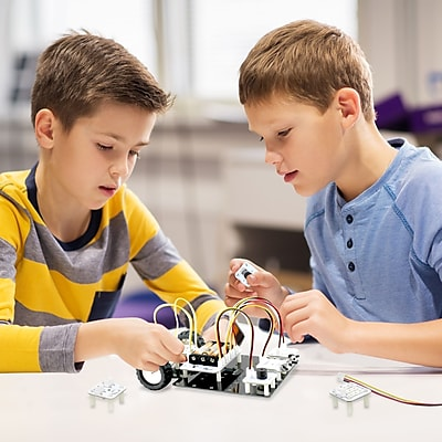 HB Invent! Kit - STEAM Education Robot Assembling and Coding