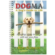 "2018 Sellers Publishing, Inc. 9"" x 6"" Dogma: A Dog's Guide To Life (CW0221)"