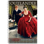 "2018 Sellers Publishing, Inc. 9"" x 6"" Outlander (CW0231)"