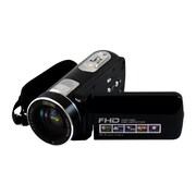 Hamilton Buhl, 20MP, 8x Digital Zoom, FHD Digital Video Camera (HDV17BK)