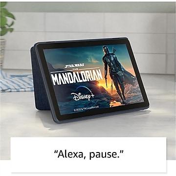 """Amazon Fire HD 10 10.1"""" Tablet, WiFi, 3GB RAM, 32 GB Storage, Black (B08BX7FV5L)"""
