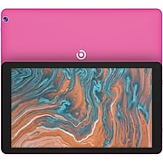 """DP Core Innovations 10.1"""" Tablet, 1GB RAM, 16GB, Android 10 Go Edition, Pink (CTB1016GPN)"""