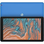 "DP Core Innovations 10.1"" Tablet, Quad Core, 1GB RAM, 16GB, Android 10 Go Edition, Blue (CTB1016GBU)"
