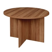 "Niche Mod 42"" Round Table Warm Cherry (NRT4229WC)"