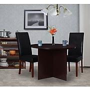 "Niche Mod 42"" Round Table in Truffle (NRT4229TF)"