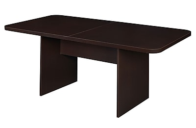 Niche Mod 7' Conference Table with No Tools Assembly Truffle (NCT8442TF)