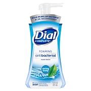 Dial Complete Antibacterial Foaming Hand Wash, Spring Water, 7.5 oz. (DIA05401EA)