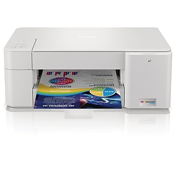 Brother INKvestment Tank MFC-J1205W Wireless Color All-in-One Inkjet Printer