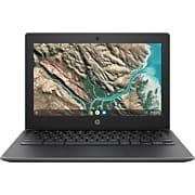 "HP Chromebook 11 G8 Education Edition 11.6"" Laptop, Celeron N4020, 4 GB Memory, 32 GB eMMC,  Chrome OS 64, Gray (1A762UT)"