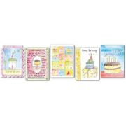 RSVP 10-Piece Greeting Card Assortment by Sandy Gingras (GCAM7215)