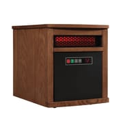 Duraflame Portable Electric Infrared Quartz Heater, Oak (9HM8101-O142)