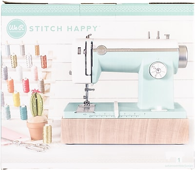 We R Memory Keepers Mint Stitch Happy Multi Media Sewing Machine US Adaptor (WR663128)