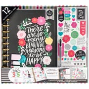 Me & My Big Ideas Flower Pop Create 365 Planner Box Kit (BOX112)