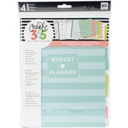 Me & My Big Ideas Budget Create 365 Classic Planner Extension Pages (HOM-02)