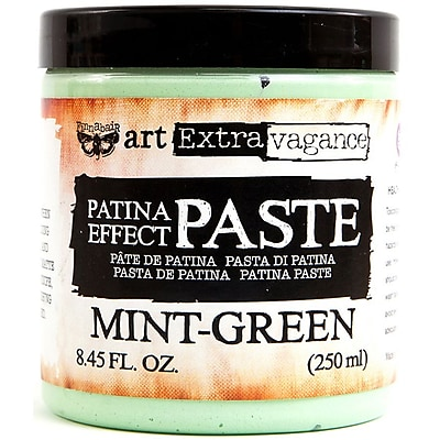 Prima Marketing Mint Green Finnabair Art Extravagance Patina Effect Paste, 8.45oz (AEPP-64757)