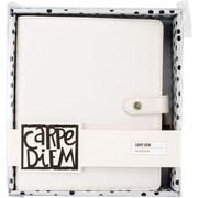 Simple Stories Ivory Carpe Diem A5 Planner (SSCDA5-4937)