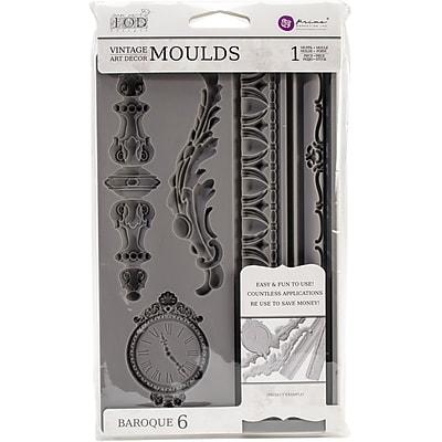 Prima Marketing Iron Orchid Designs Vintage Art Decor Mould (814823)