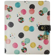 Simple Stories Floral Dot Carpe Diem A5 Planner (SSCDA5-8921)