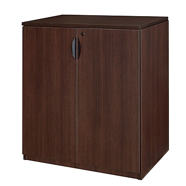 Legacy Stand Up Storage Cabinet, Java Laminate (LSSC4136JV)