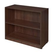 "Legacy 30"" High Bookcase, Java Laminate (LBC3032JV)"