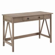 Linon Titian Desk, Rustic Gray (86154GRY01KDU)