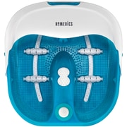 HoMedics Bubble Spa Pro Footbath with Heat Boost Power (FB-400)