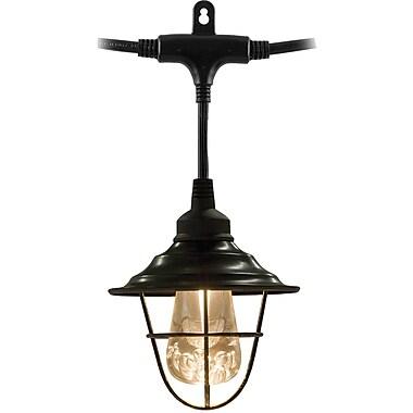Enbrighten Cafe 35877 Cafe LED Light Shades, 6 pk (Oil-Rubbed Bronze)
