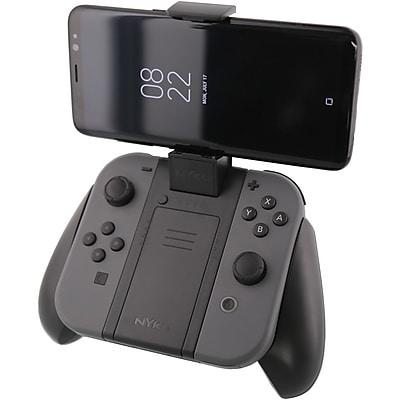 Nyko Technologies Clip Grip Power for Nintendo Switch (87220)