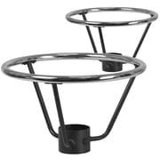 """Flash Furniture Laminate 4.25"""" Bar Height Base Ring Gray (2XUDG301754)"""