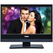 "Naxa 13.3"" LED TV with DVD/Media Player & Car Package (NTD-1356)"