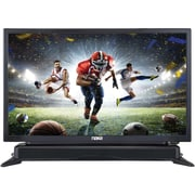 "Naxa 24"" LED TV with DVD Player & Built-in Soundbar (NTD-2460)"