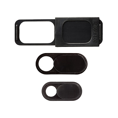 C-SLIDE Webcam Cover Security Pack 1- 1.0, 1-Channel Tablet, 1-Channel Phone, universal fit for laptops, tablets and phones