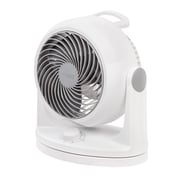 IRIS® Woozoo Whole Room Oscillating Circulating Fan, White (586793)