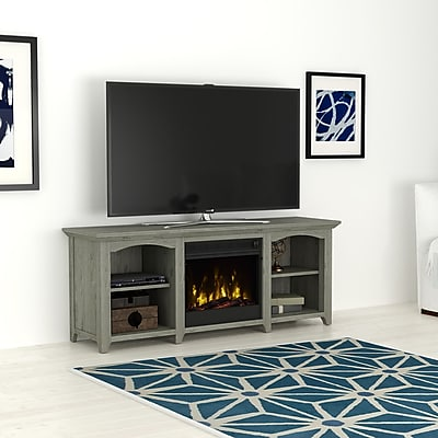 ClassicFlame Beau Ridge V Stand for TVs up to 60