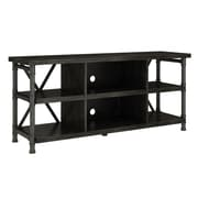 "Bell'O Irondale TV Stand for TVs up to 60 "", Grant Oak (TC54-6096-PO102)"