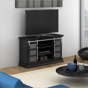 "Bell'O Delair TV Stand for TVs up to 60"", Black (TC54-6377-PB84)"