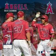 Angels 2018 12X12 Team Wall Calendar (18998011839)